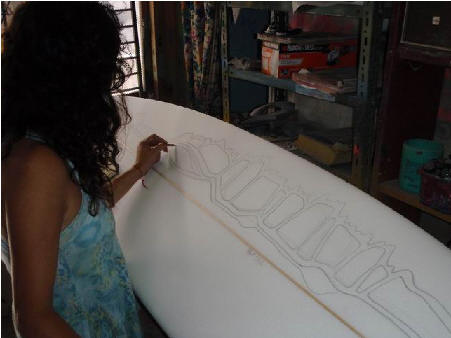 Tablasdesurf como hacer una tabla de surf - Tabla surf decoracion ...